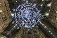 Galleria Umberto Napels Royalty-vrije Stock Fotografie
