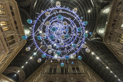 Galleria Umberto Neapel Lizenzfreie Stockfotografie