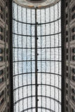 Galleria Umberto Primo in Naples. View of the Galleria Umberto Primo in Naples in Italy Royalty Free Stock Image