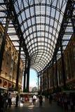 Galleria van het hooi Stock Afbeelding