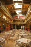 Galleria Vittorio Emanuele, Пистойя, Италия Стоковое фото RF