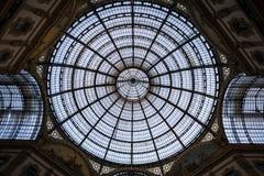 Galleria Vittorio Emanuele Photographie stock