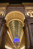Galleria Vittorio Emanuele Royalty Free Stock Photos