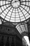 Galleria Vittorio Emanuele II Immagine Stock Libera da Diritti