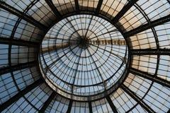 Galleria Vittorio Emanuele II Fotos de Stock Royalty Free