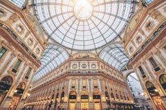 Free Galleria Vittorio Emanuele II In Milan, Italy Royalty Free Stock Image - 153243436