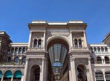 Galleria Vittorio Emanuele II, Milan Stock Photography
