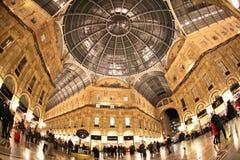 Galleria Vittorio Emanuele II , Milan Royalty Free Stock Image