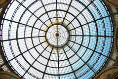 Galleria Vittorio Emanuele II, Milan, Italy Royalty Free Stock Images