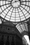 Galleria Vittorio Emanuele II in Milan, Italy Royalty Free Stock Image