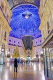 Galleria Vittorio Emanuele II, Milan, Italy Royalty Free Stock Image