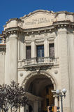 Galleria Vittorio Emanuele III в Мессине Стоковая Фотография