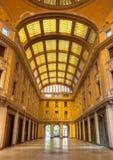 Galleria Vittorio Emanuele III, Messina, Italy royalty free stock photography