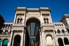 Galleria Vittorio Emanuele, Milan Royalty Free Stock Image