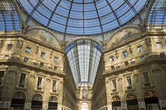 Galleria Vittorio Emanuele , Milan Royalty Free Stock Photography