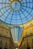 Galleria Vittorio Emanuele, Milan, Italie photo libre de droits