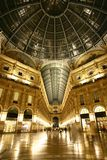 Galleria Vittorio Emanuele, Milan, Italy Royalty Free Stock Photos