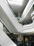Galleriatrappa Arkivfoto