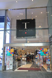 Galleriawinkel in Hongkong Stock Foto's