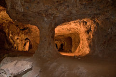 Gallerie della miniera di Jayona Fotografie Stock