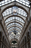 Gallerie Vivienne in Paris. The roof Royalty Free Stock Photo