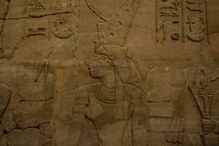 The galleries of Ancient Egypt and Sudan, Ashmolean museum Stock Photos