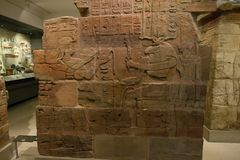 The galleries of Ancient Egypt and Sudan, Ashmolean museum Stock Photo