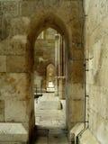 gallerikorridor Arkivfoto