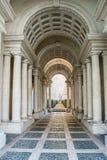 Gallerit vid Borromini Fotografering för Bildbyråer