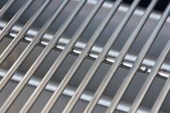 gallerrostfritt stål Fotografering för Bildbyråer