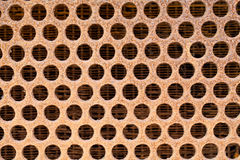 gallertexturlufthål Arkivfoton