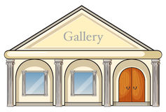 A gallery Stock Images