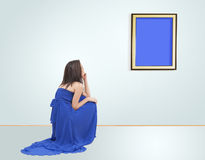 At gallery Stock Images
