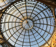 Gallery dedicated to Vittorio Emanuele II King of Italy with a g Royalty Free Stock Image