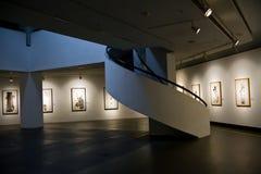 Gallery Stock Photo