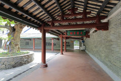 Gallery of huaisheng mosque Royalty Free Stock Photos