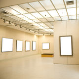 Gallery Interior Stock Images