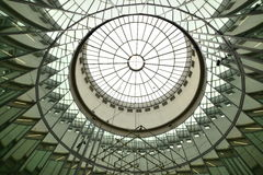 Gallery SCHIRN in Frankfurt on the Main, Germany Royalty Free Stock Photo