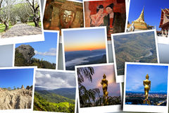 Gallery tourist attraction Nan Province Stock Photo