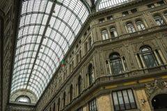 Gallery Umberto, Naples, Italy Stock Photo