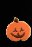 Galleta de Halloween Imágenes de archivo libres de regalías