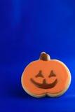 Galleta de Halloween Imagen de archivo libre de regalías