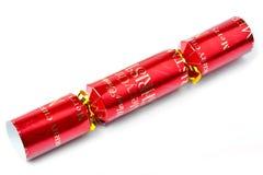 Galleta de la Navidad imagen de archivo