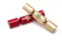 Galleta de la Navidad Fotografía de archivo libre de regalías