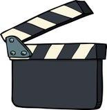 Galleta de la película del garabato foto de archivo libre de regalías