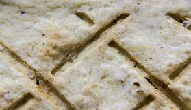 Galleta de la tortilla Imágenes de archivo libres de regalías