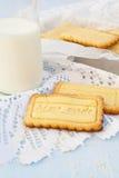Galleta de mantequilla Imagen de archivo
