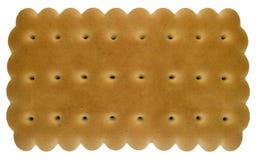 Galleta llana. Imagenes de archivo