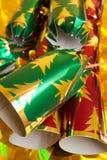 Galleta tirada del partido Imagen de archivo libre de regalías