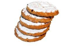 Cookies Foto de archivo libre de regalías